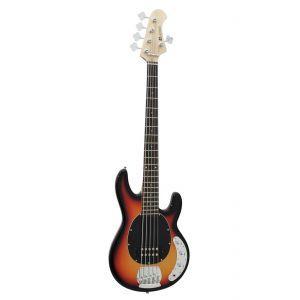 Chitara bas electrica Dimavery MM-505 E-Bass Sunburst