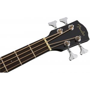 Fender CB-60SCE A-Bass Black