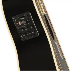 Fender Kingman Bass V2 Jetty Black High Gloss