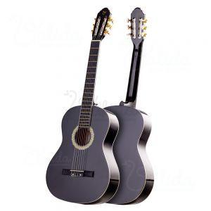 Valida Classic Guitar Set V100 4/4 Black
