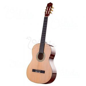 Valida Classic Guitar V200 Cutaway 4/4 Natur