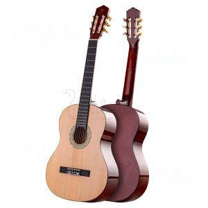 Set chitara clasica Valida V200 4/4 Natur