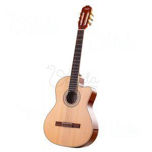 Valida Classic Guitar V400 Cutaway 4/4 Natur