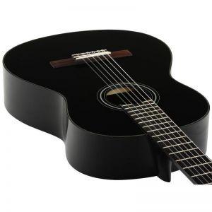 Set Chitara Clasica Yamaha C 40 4/4 Black