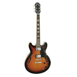 Chitara Electrica Dimavery SA 610 Jazz Sunburst
