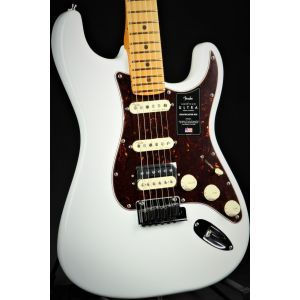 Chitara Electrica Fender American Ultra Stratocaster HSS Arctic Pearl