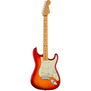 Chitara Electrica Fender American Ultra Stratocaster Plasma Red