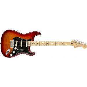 Fender Player SSS Plus Top Aged Cherry Burst