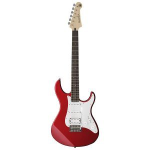 Yamaha Pacifica 012 II Metallic Red