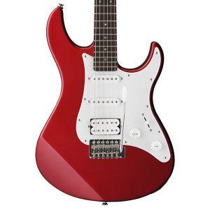 Yamaha Pacifica 012 II Metallic Red