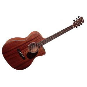Chitara Electroacustica Cort AS OC4 All Mahogany