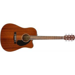 Chitara Electroacustica Fender CD-60SCE All Mahogany Natural