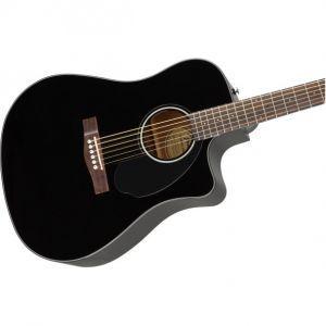 Chitara Electroacustica Fender CD-60SCE BLK WN