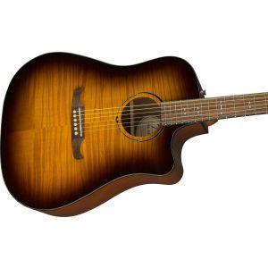 Chitara Electroacustica Fender FA-325CE Mocha Burst Limited