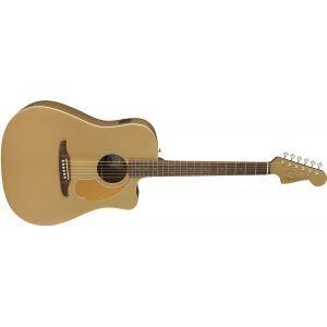 Chitara Electroacustica Fender Redondo Player Bronze Satin