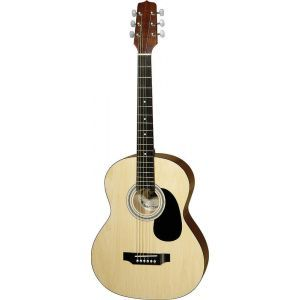 Hora Standard M 4/4 EQ Brown Electro-Acoustic Guitar