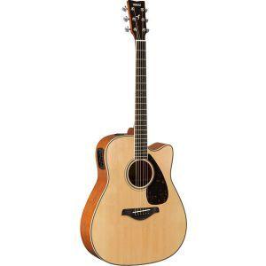 Chitara Electroacustica Yamaha FGX820C NT