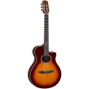 Chitara Electroclasica Yamaha NTX3 BS Brown Sunburst
