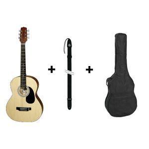 Hora Standard M 4/4 Acoustic Guitar Set 2