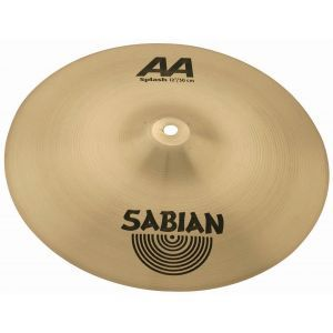 Cinel Sabian 12 AA Splash Brilliant