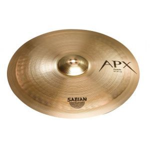 Cinel Sabian 16 APX Crash