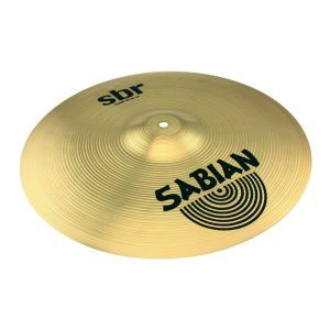 Cinel Sabian 16 SBR Crash
