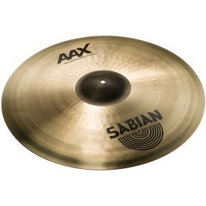 Cinel Sabian 21 AAX Raw Bell Dry Ride