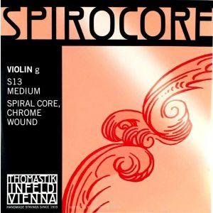 Coarda vioara Thomastik Spirocore Violin G S13