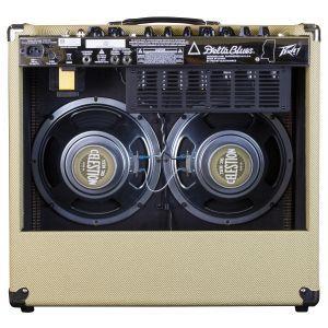 Combo Chitara Electrica Peavey Delta Blues 210 Tweed