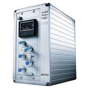 Compressor SSL X-Rack Stereo Bus Compressor