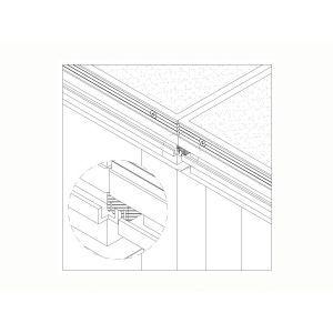 Conector profil Guil TMU-09/440