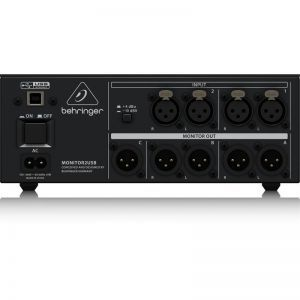 Controler Monitor Behringer Monitor 2 USB