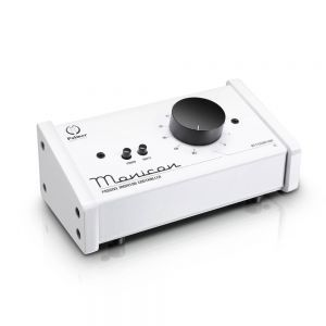 Controler Volum Palmer Pro Monicon White