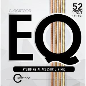 Corzi Chitara Acustica Cleartone EQ CUSTOM LIGHT 11-52