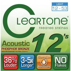 Corzi Chitara Acustica Cleartone LIGHT 12-53