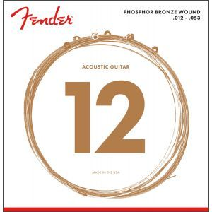 Fender 60L Phosphor Bronze 12-53