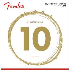 Fender 70XL Bronze 80/20 10-48