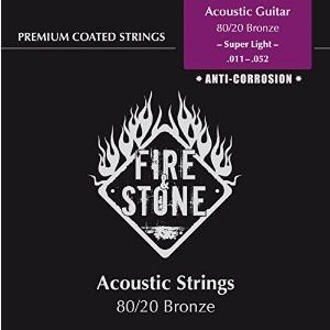 Corzi Chitara Acustica Fire&Stone Bronze Super Light 665475