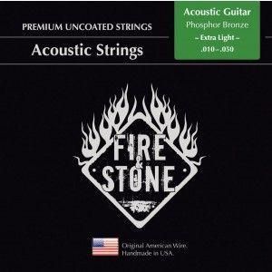 Corzi Chitara Acustica Fire&Stone Phosphor Bronze Extra Light 665510