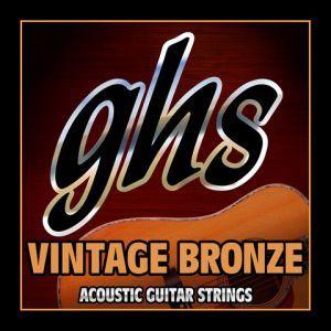 Corzi chitara acustica GHS VN XL