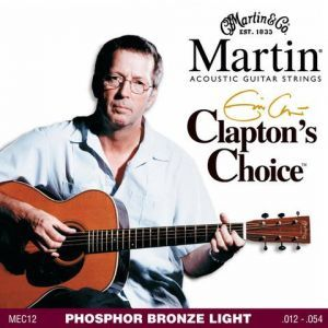 Martin & Co Eric Clapton MEC 12