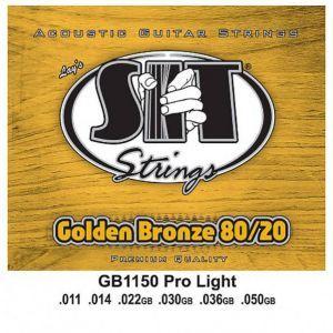 Corzi chitara acustica SIT GB1150 Pro Light 11 - 50
