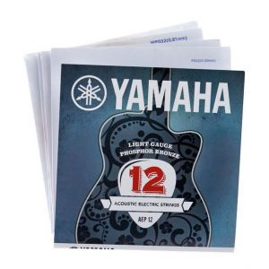 Corzi chitara acustica Yamaha AEP12