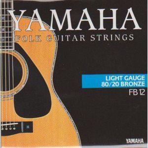 Corzi Chitara Acustica Yamaha FB 12