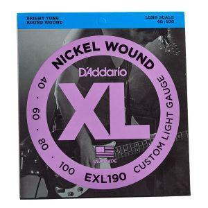 Daddario EXL190