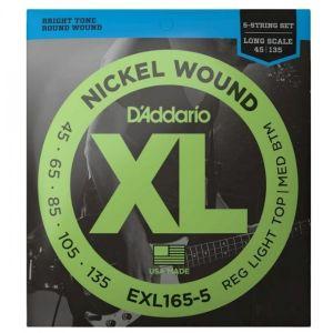 Corzi Chitara Bass Daddario EXL220