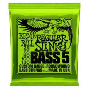 Corzi Chitara Bass Ernie Ball Regular Slinky