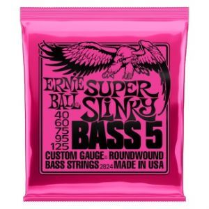 Corzi Chitara Bass Ernie Ball Super Slinky 2824