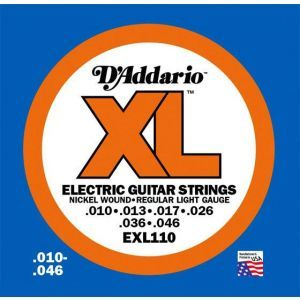 Corzi Chitara Electrica Daddario Exl110