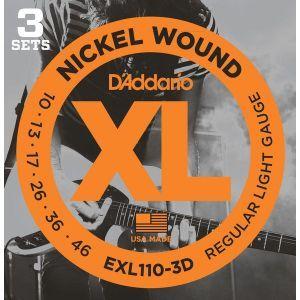 Daddario EXL 110 3D